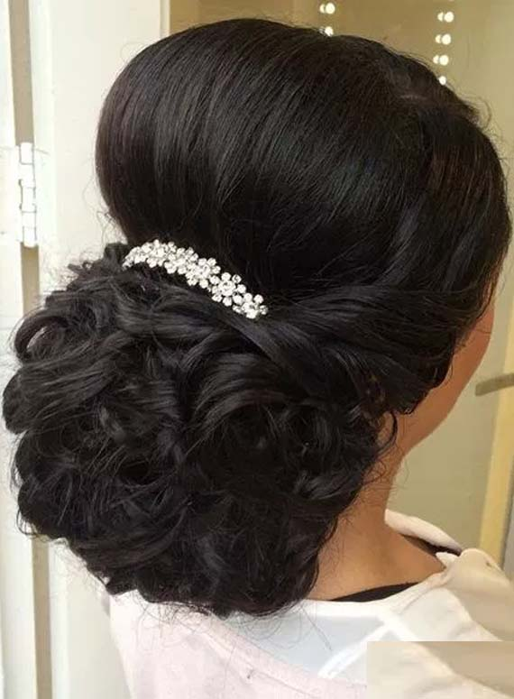 Bouffant Hairstyles for Thick Hair