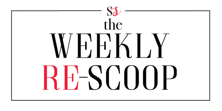 THE WEEKLY RE-SCOOP