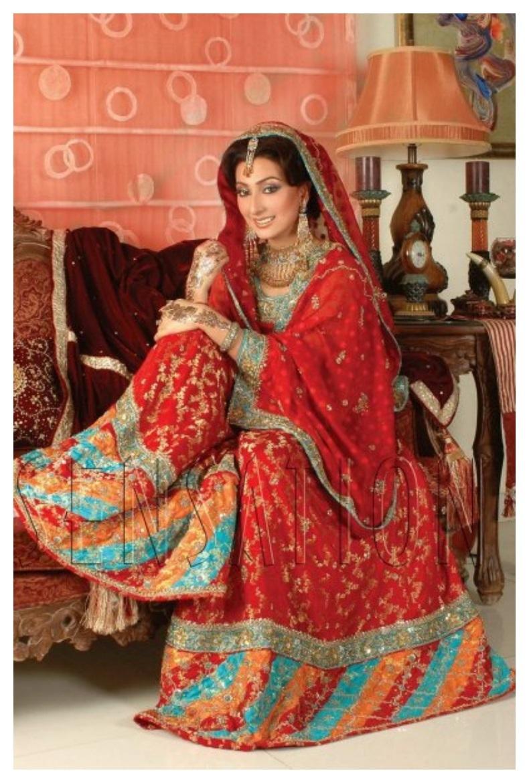 Ayesha Khan Wedding Dresses Stylespk