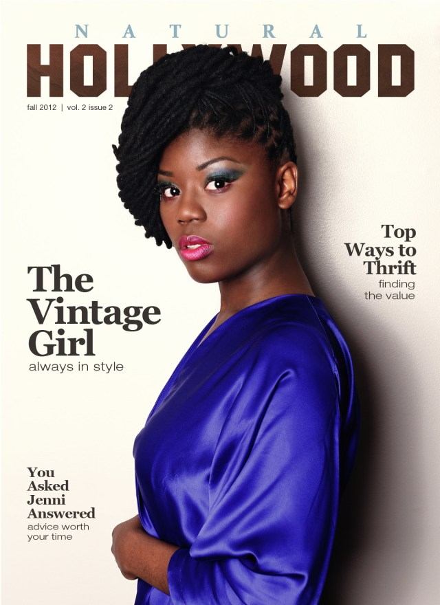 Natural Hollywood Magazine, December 2012