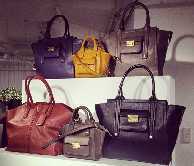 3.1 Handbag Collection :)