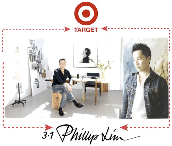 3.1 Phillip Lim for Target. September 15, 2013