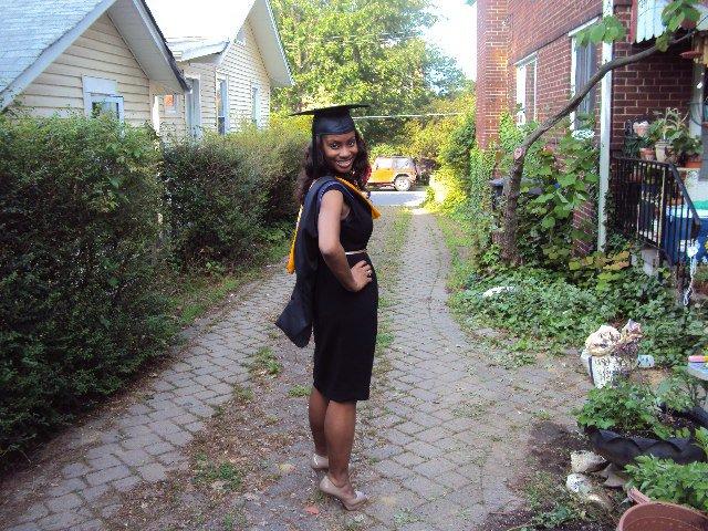 Master's degree in Federal Program Management, accomplished!