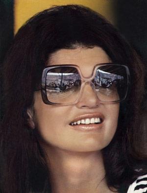 jackieo square frame shades