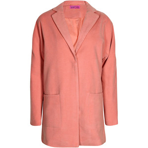 Leona Wool Look Boyfriend Coat