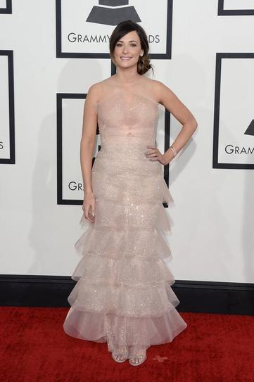 Kacey Musgraves in Armani Prive