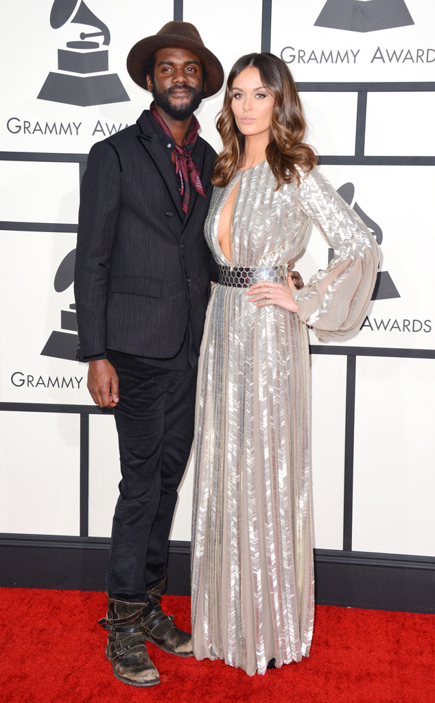 Gary Clark Jr. and Nicole Trufino