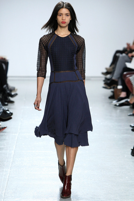 New York Fashion Week Fall 14: Models of Color on the Runway Day 3