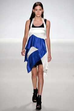Richard Chai Love_Dress over Dress
