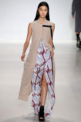 Richard Chai Love_Khaki Coat