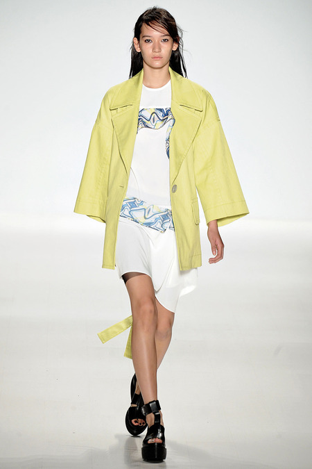 Richard Chai Love_Short Trench