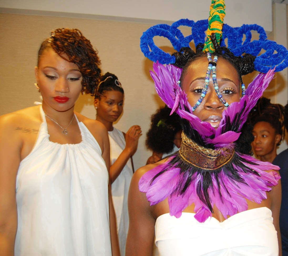 2014-08-03 Natural Hair Fashion Show Style-Stamped 051