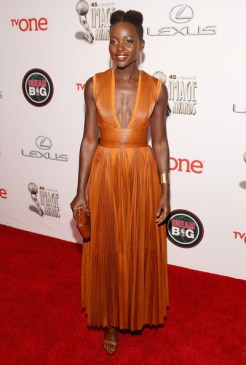 Lupita in Givency: 45th Annual NAACP Awards Photo: Jesse Grant/Getty North America