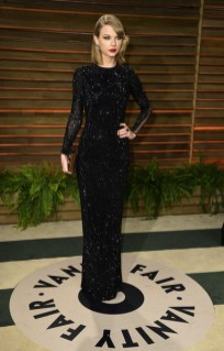 Vanity Fair Oscar Party in Julien MacDonald Photo: Pascal Le Segretain/Getty