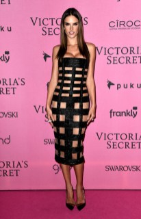 Alessandra Ambrosio at the VS Afterparty in Balmain