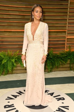 Jada Pinkett Smith at the Vanity Fair Oscar Party
