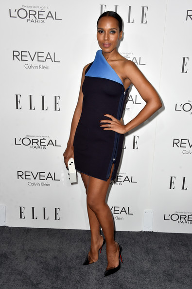 Kerry at Elle's Award event Photo: Frazer Harrison/Getty