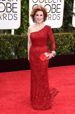 kat-kramer-golden-globes-2015- Frazer Harrison-Getty