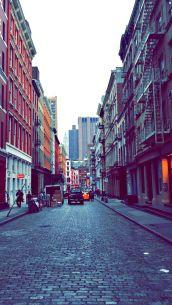 Love NYC streets