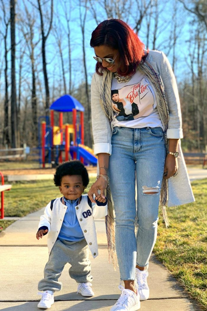 Mom Life on the Move