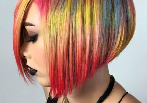 Awesome Colorful Hair Colors Style for Short Hair In 2020