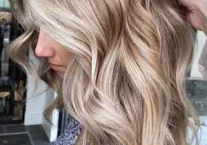 Balayage and Babylights Hair Colors Combo to Wear in 2020