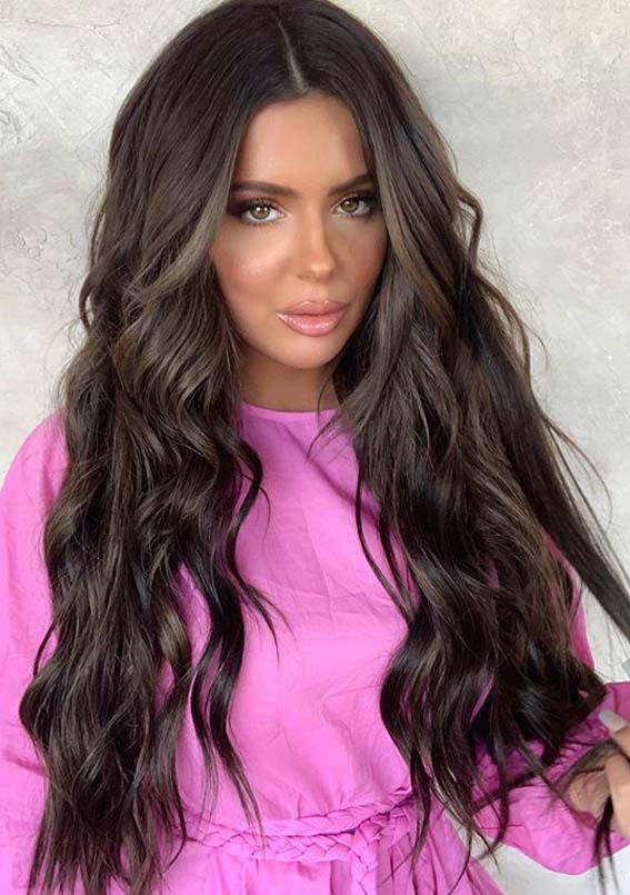 Cutest Long Hairstyles Ideas for Women and Girls in 2020