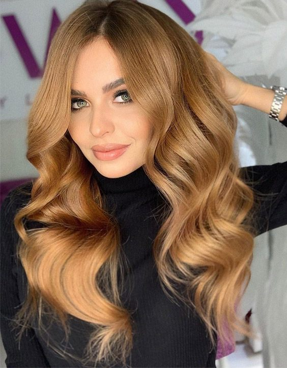 Modern & Cute Hair Color Highlights for Superior Girls