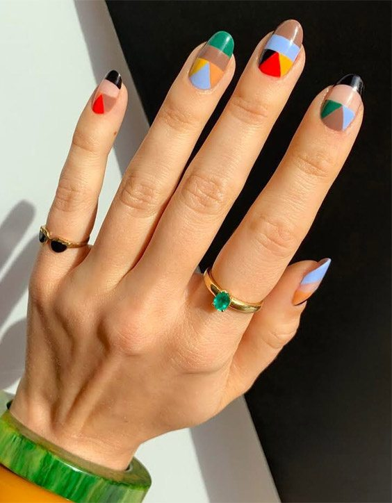 Modern Style & Nail Color Ideas for 2020