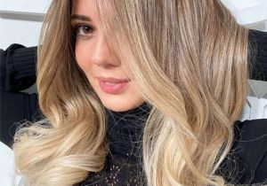Gorgeous Balayage Hair Highlights for Medium to Long Hair