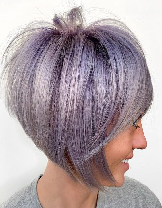 Pretty Style of Short Bob Haircuts & Images for 2020