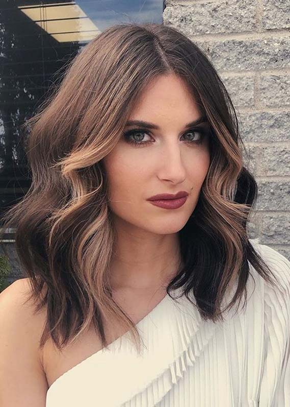 Best Medium Length Haircuts for Women to Follow in 2020
