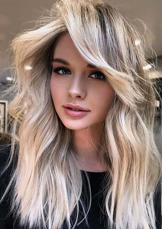 Amazing Shades of Balayage Hair Colors for Long Hair in 2020