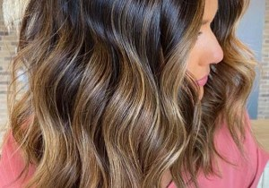 Chocolate Brown Hair Color Ideas for Women 2020