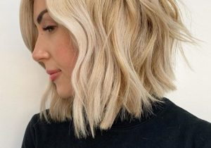 Stunning Style of Medium Angled Bob Cut for 2020
