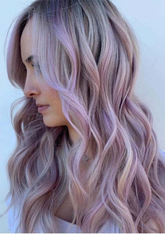 Fantastic Purple Hair Color Shades to Show Off in 2020