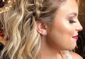 Awesome Side Braides for Medium Hair to Try in 2020