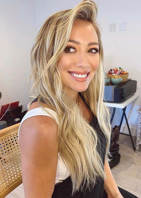 Gorgeous Long Blonde Hairstyles Trends for Women 2020