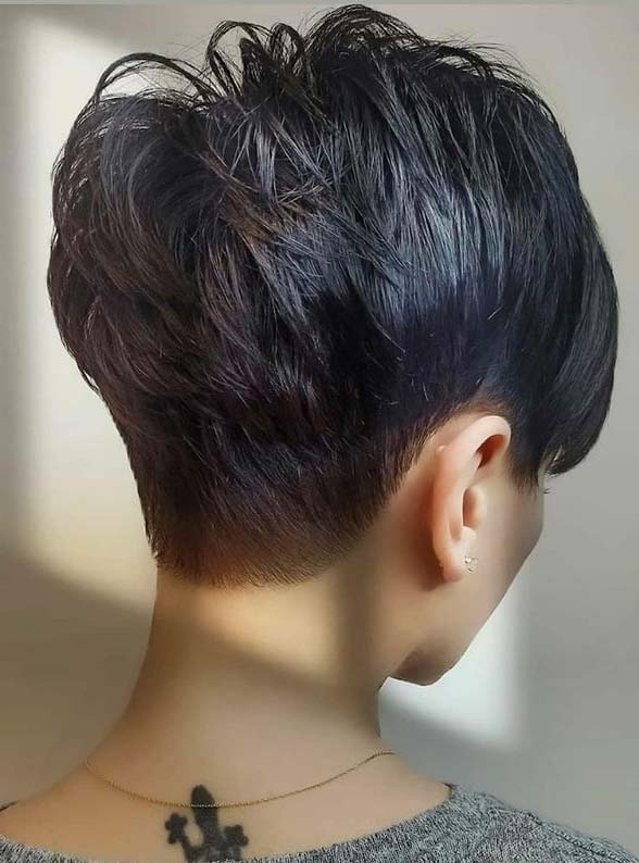 Best Pixie Short Haircuts and Hairstyles Ideas