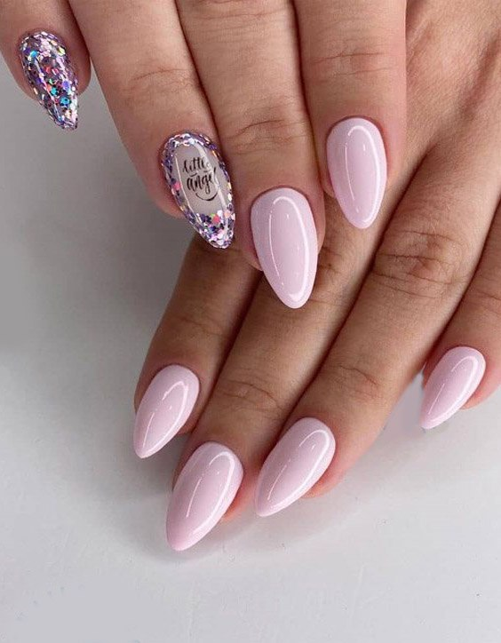Fabulous Nail Ideas & Different Shapes for 2020