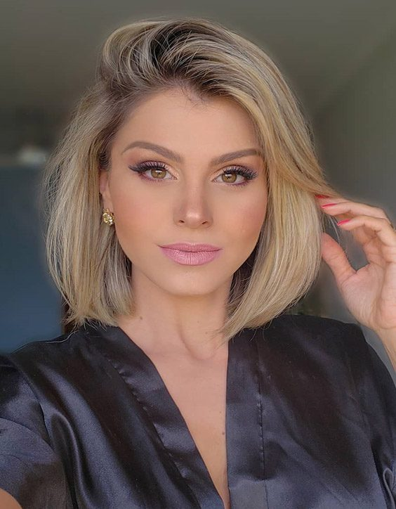 Lovely Haircut Ideas of Long Bob Hair In 2020