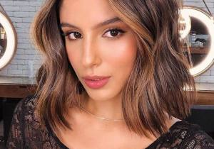Modern & Pretty Medium Length Haircuts for Trendy Look
