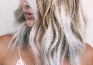 Fresh Medium to Long Blonde Hairstyles for Ladies