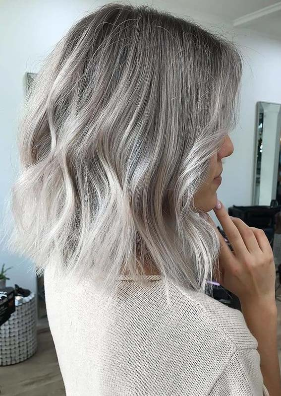 Fantastic Ash Blonde Hair Color Shades to Show Off