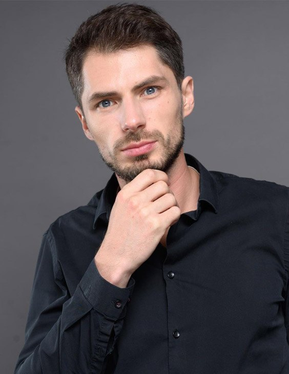 Fresh Look of Men Short Hair You should Try Now