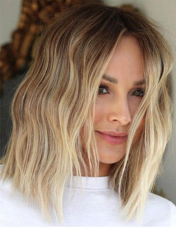 Modern Blonde Highlights & Hair Trends for 2021