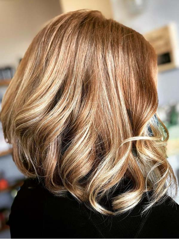 Awesome Lob Haircut Styles to Show Off