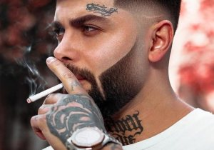 2021 Men Fade Haircut for Stylish Look