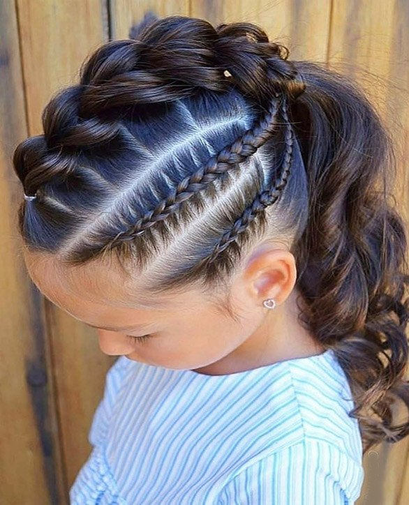 Awesome Braid Hair Ideas for Girls In 2021
