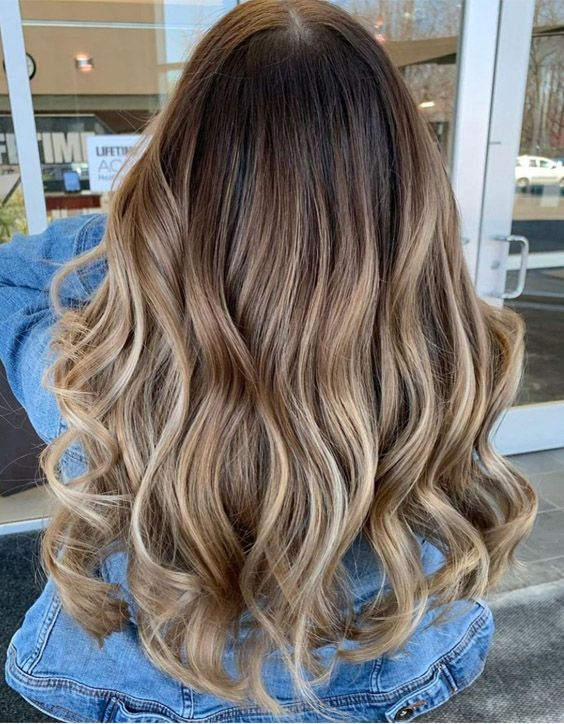 Best Hair Color Style & Highlights for Girls